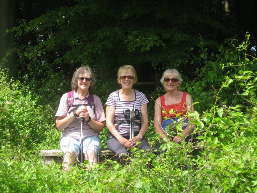 Sylvia's Story - Nordic Walking