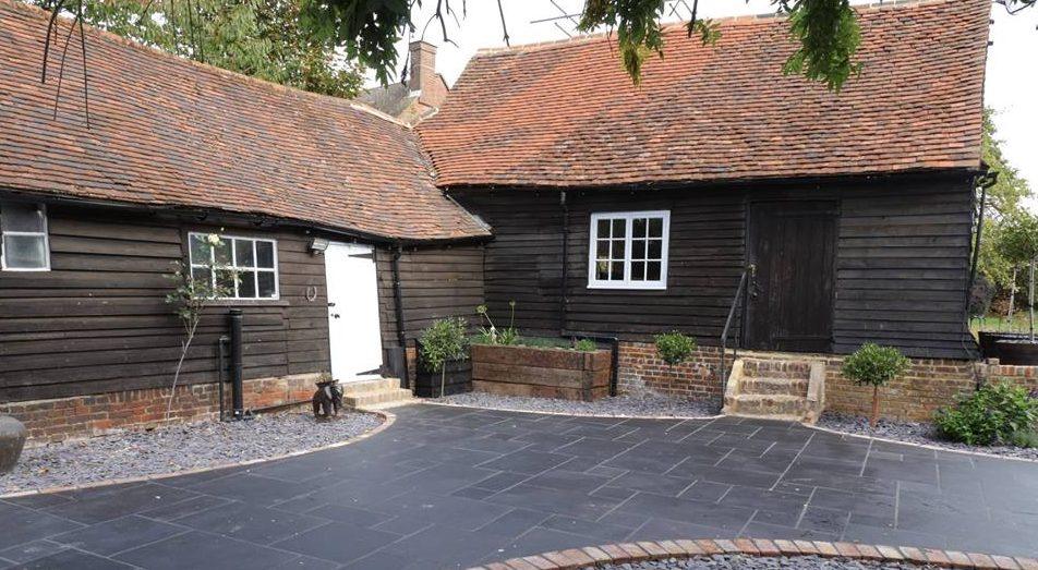 The Barn Studio Potten End