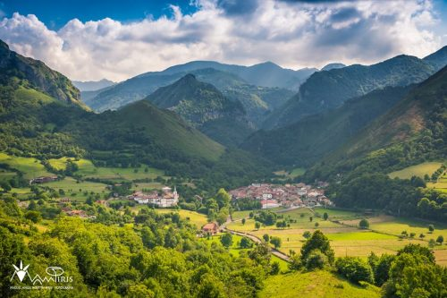 Nordic walking holiday in Asturias