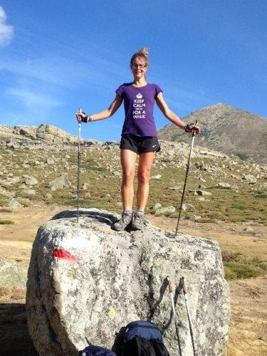 Hilary Warrell Nordic Walking and Pilates